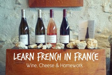 learn french in france coeur de france