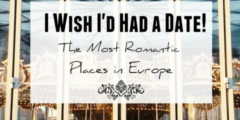 most romantic places in Europe