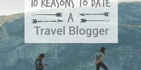 date a travel blogger