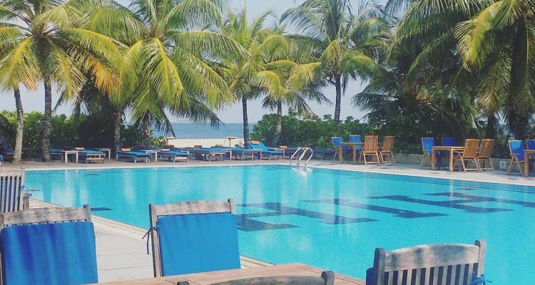 Hulhule Island Hotel Maldives where is tara povey irish travel blog
