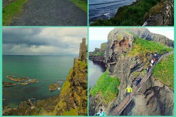 Causeway coast and glens where is tara povey irish travel blogger