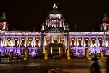 48 hours in belfast city hall where is tara