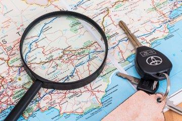 hiring a car where is tara povey top irish travel blogger