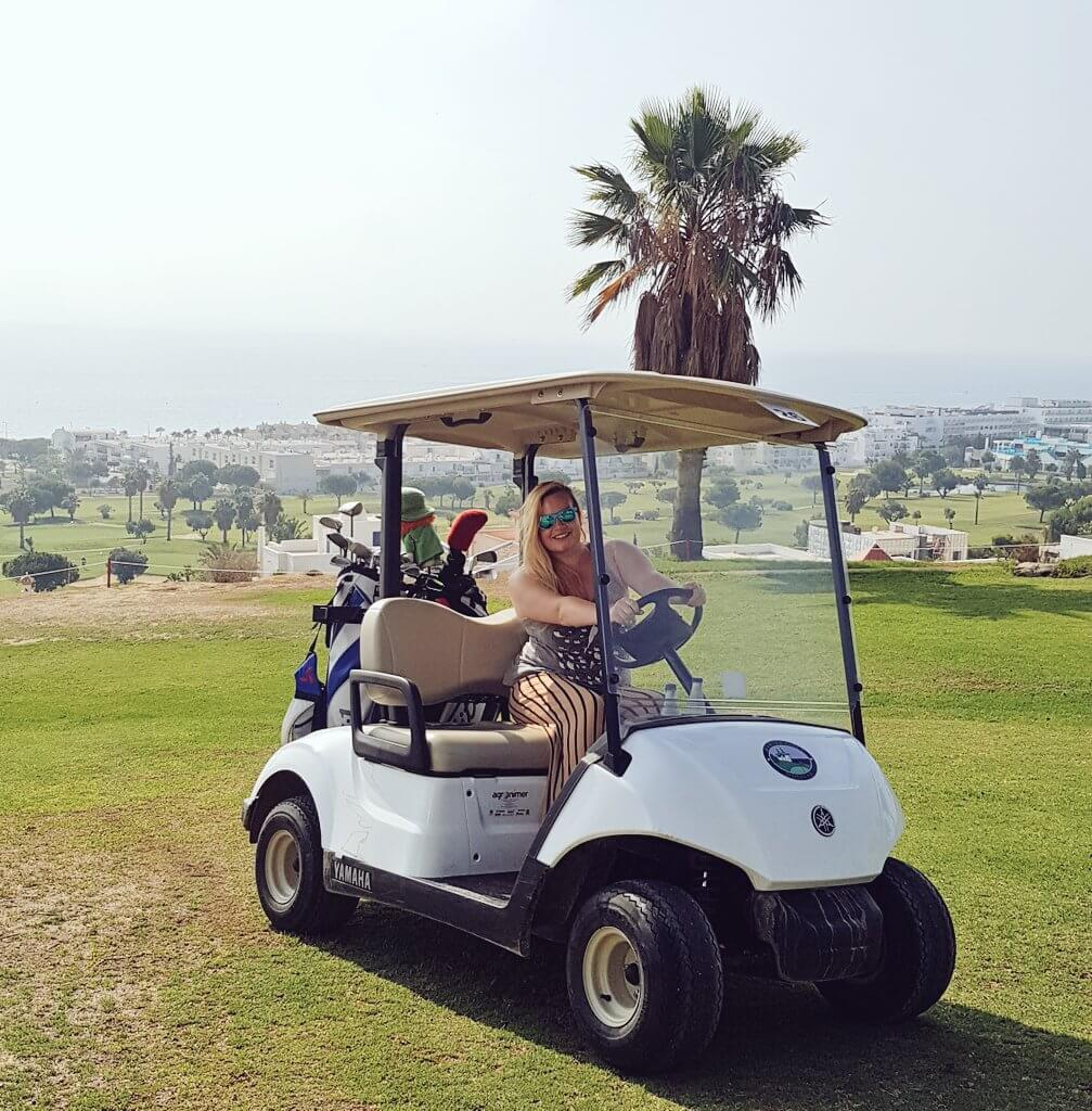 what to do in Mojacar Spain Marina golf course