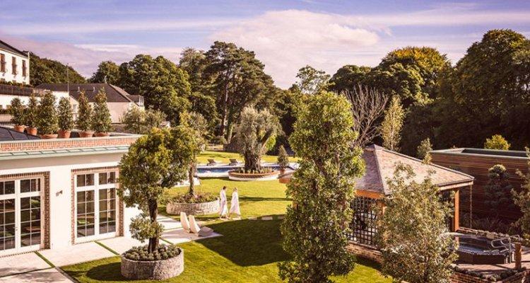Galgorm resort and spa Galgorm spa Ireland