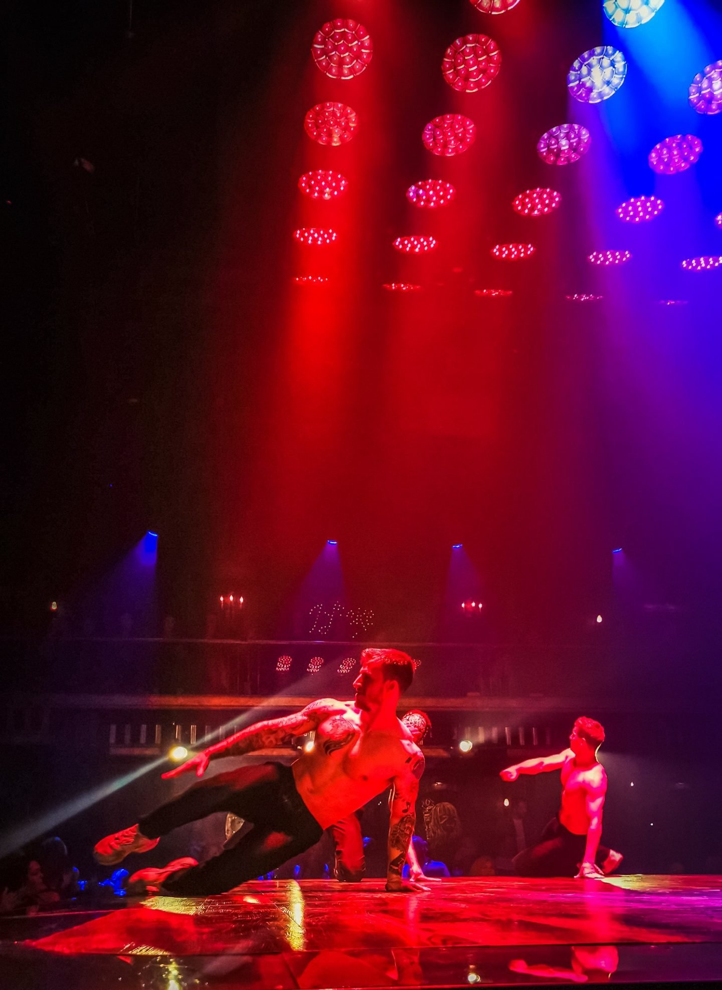 Magic Mike Live in Las Vegas review Magic Mike Show Vegas