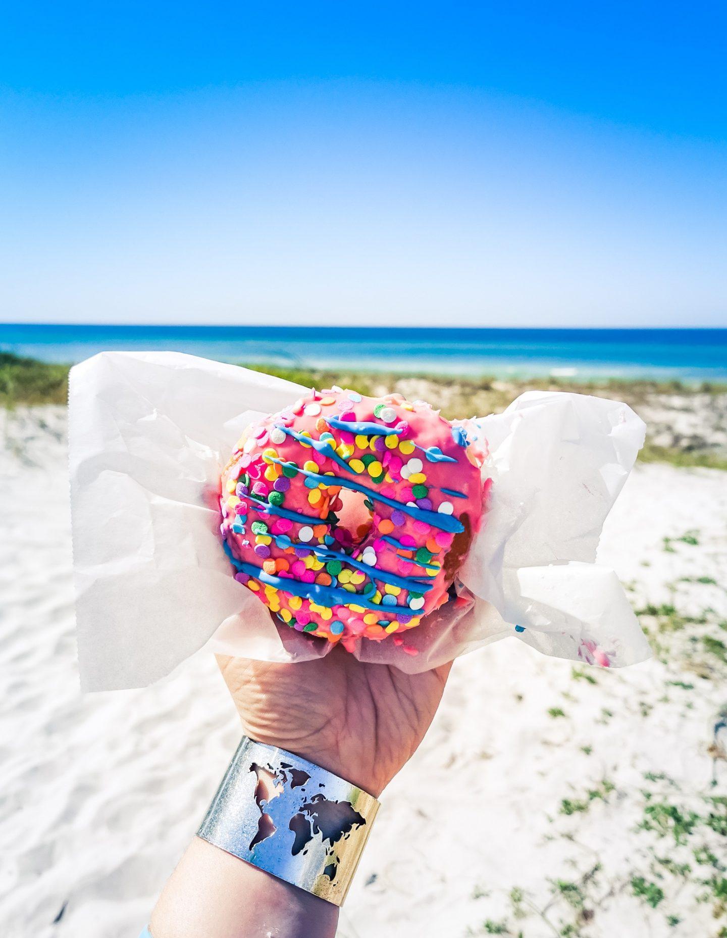 Thomas' donuts PCB Florida