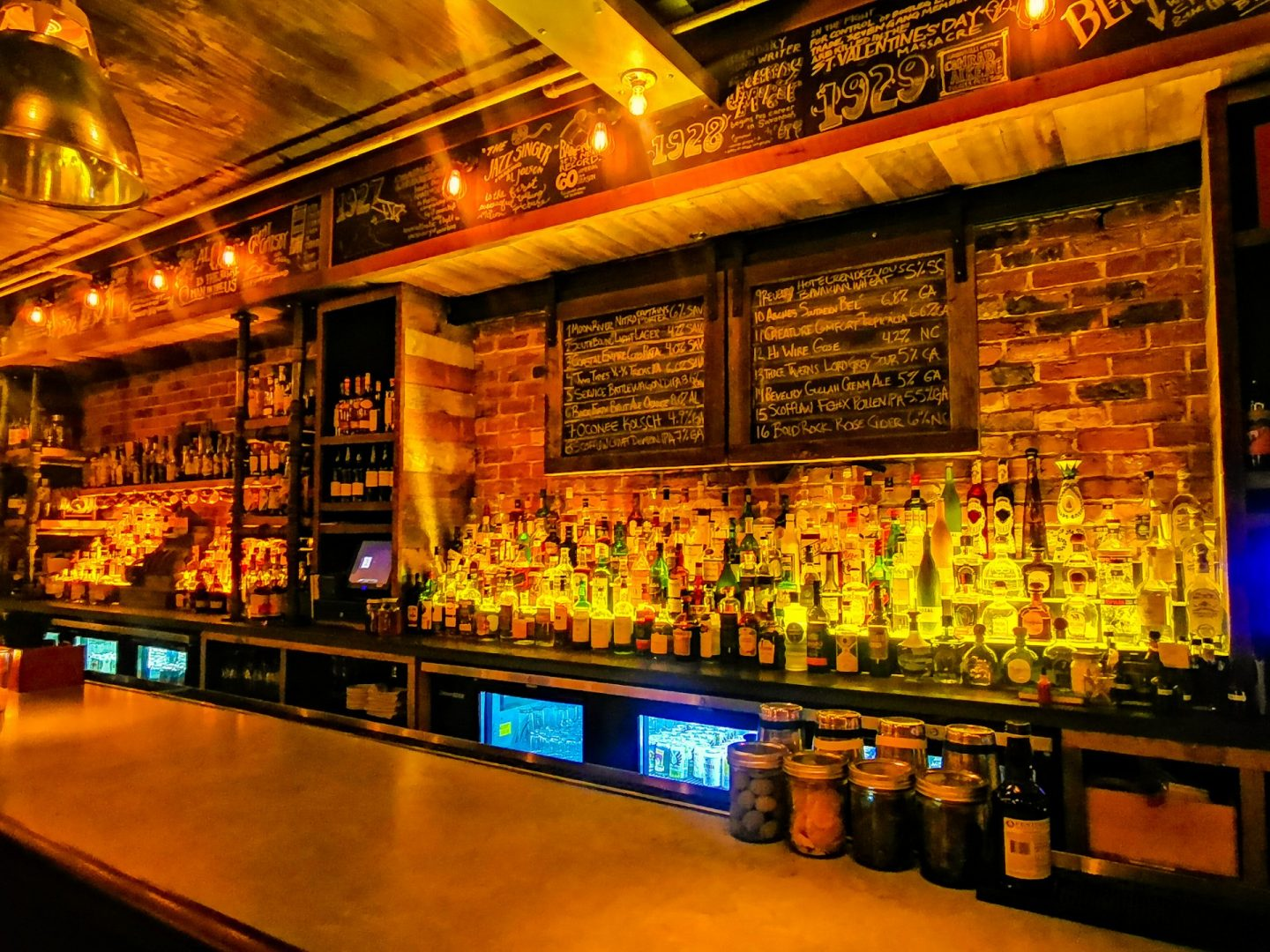 Best Places to Eat in Savannah Georgia Prohibition