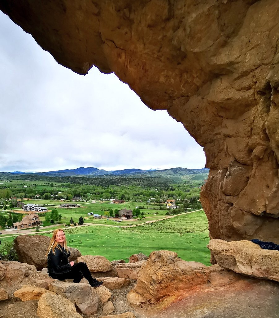 The Keyhole at Devil's Backbone things to do in Loveland Colorado