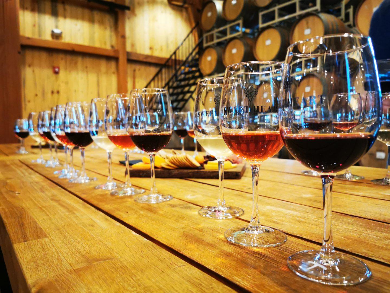 sweet heart winery Loveland Colorado