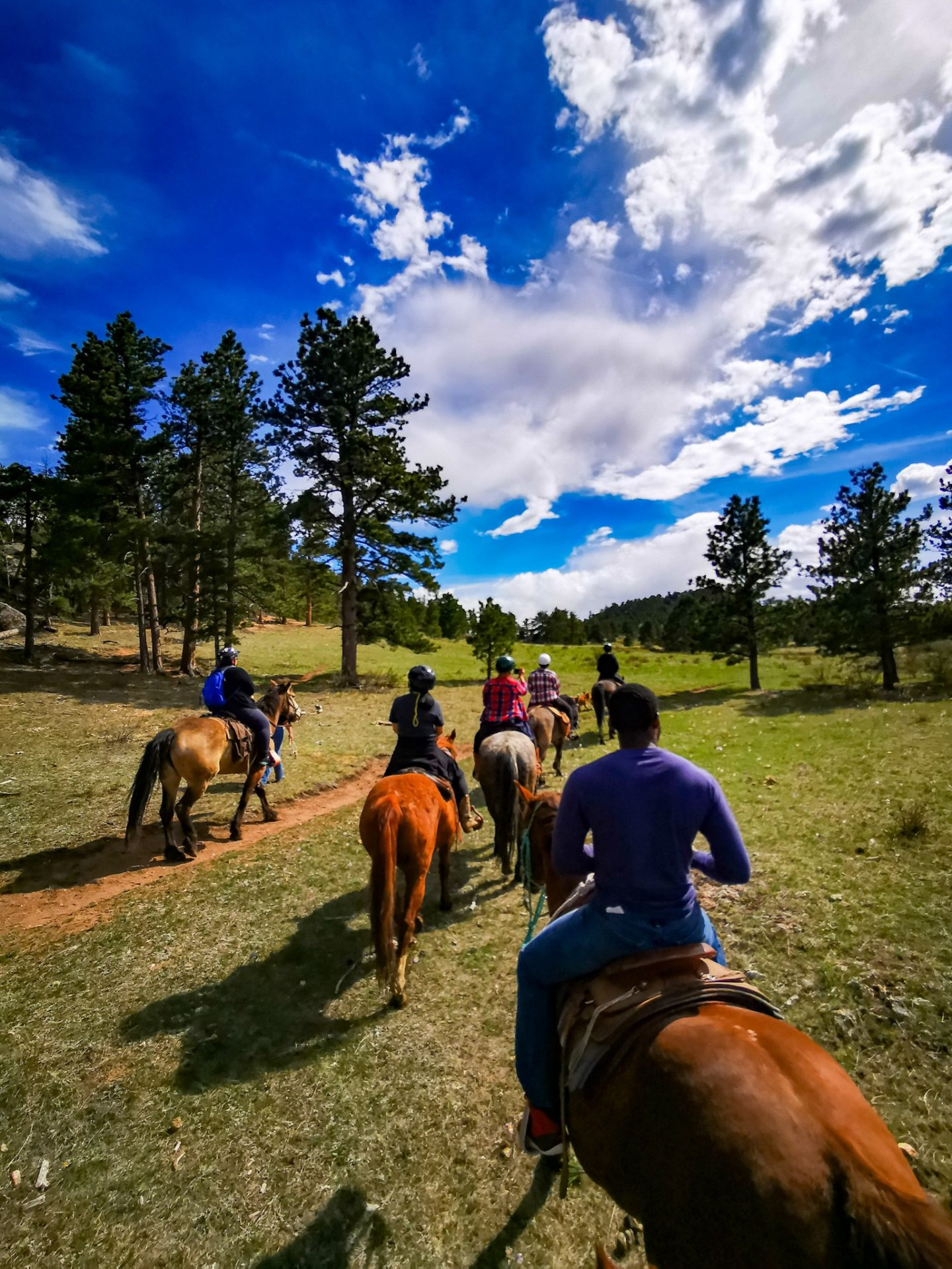 sundance trail guest ranch Colorado