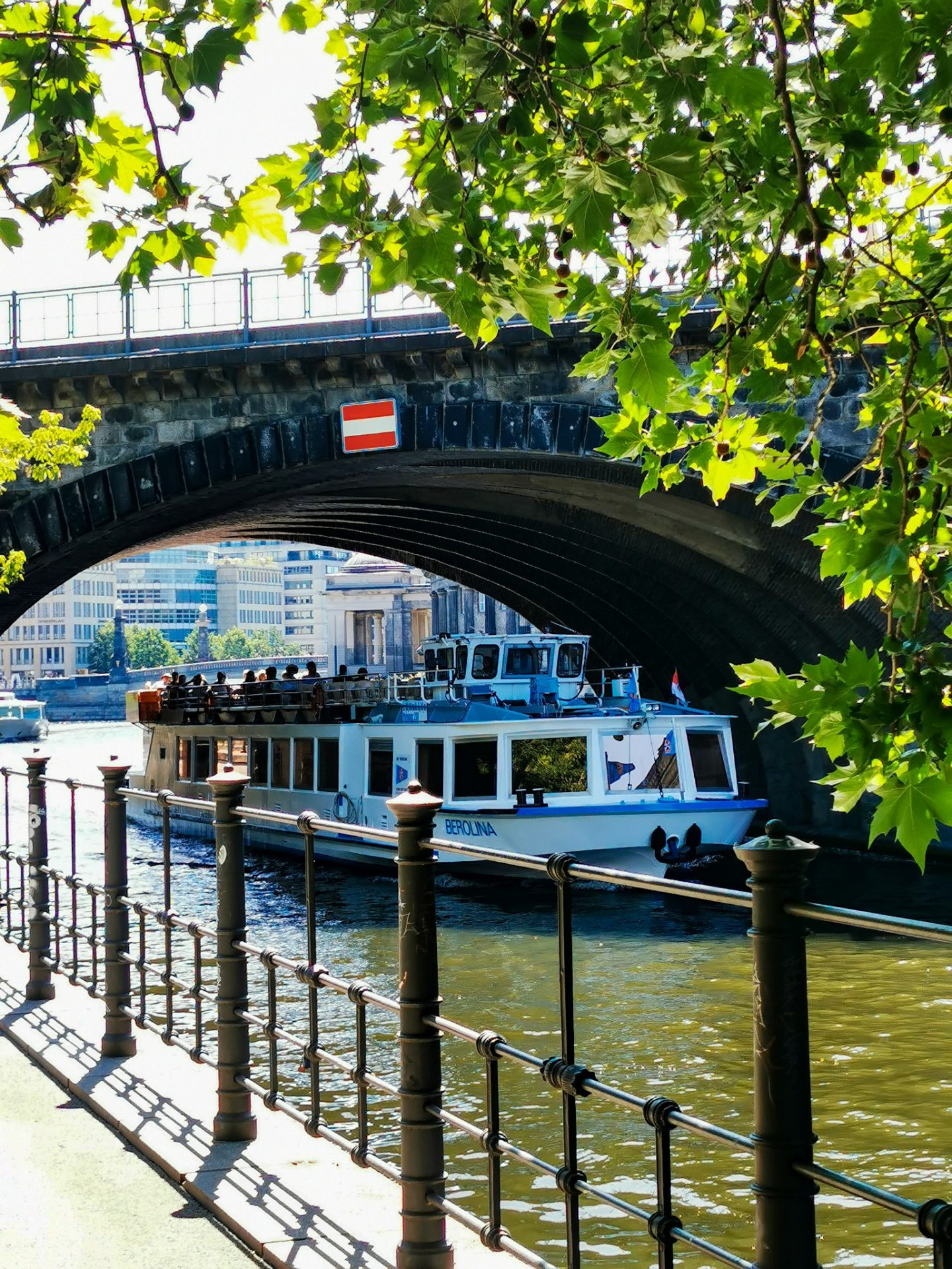 things to do in Berlin river cruise