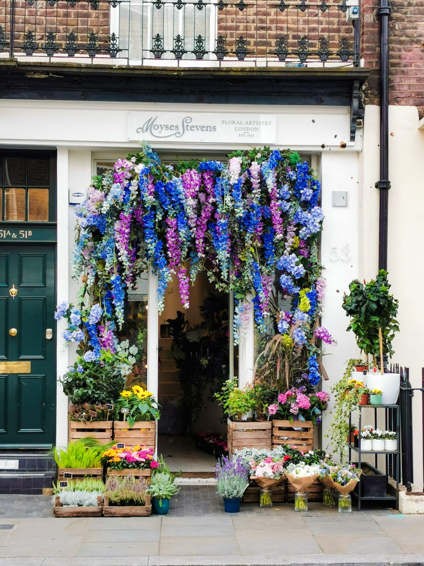 Elizabeth Street Belgravia London