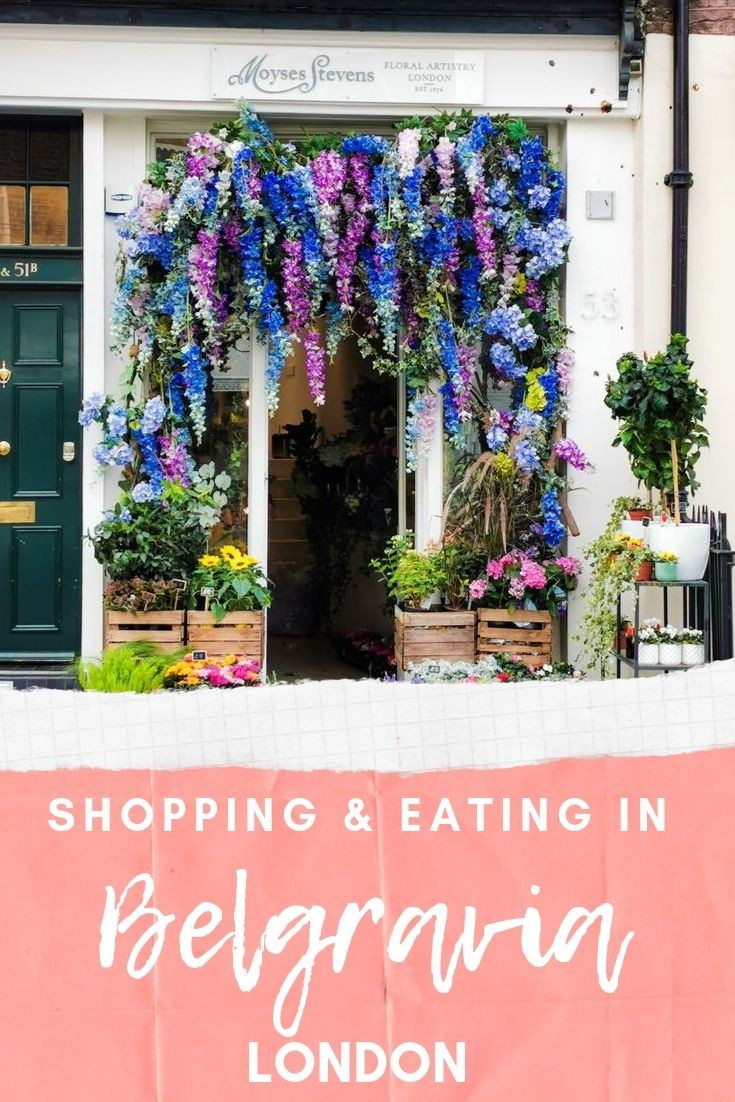 Things to do in Belgravia