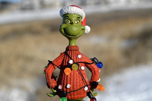 Grinch's guide to Christmas Shopping and gifting