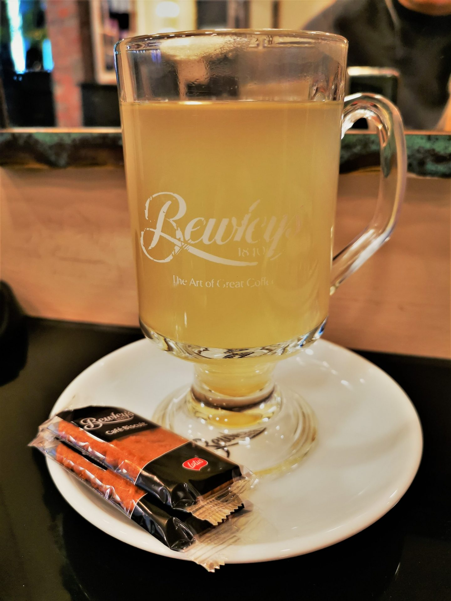 David Marshall tea and coffee