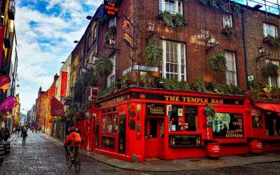 Dublin Temple Bar pub