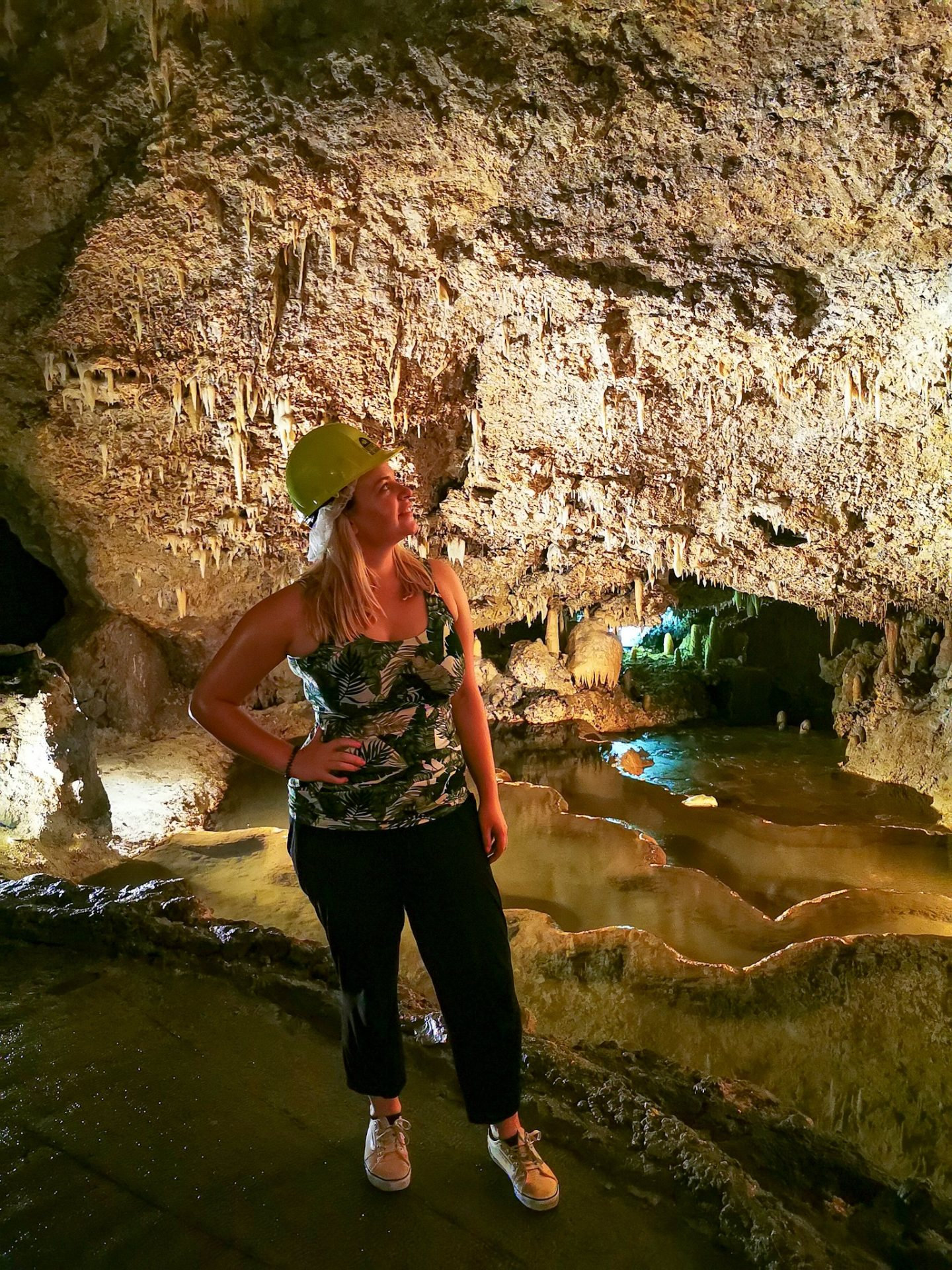 Harrisons Cave Barbados Holiday