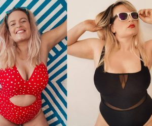 Swimwear for curvy women header