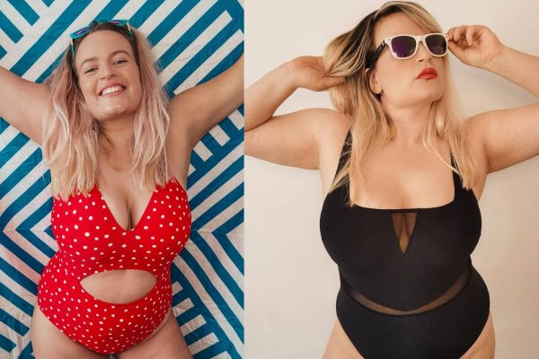 Swimwear for curvy women header