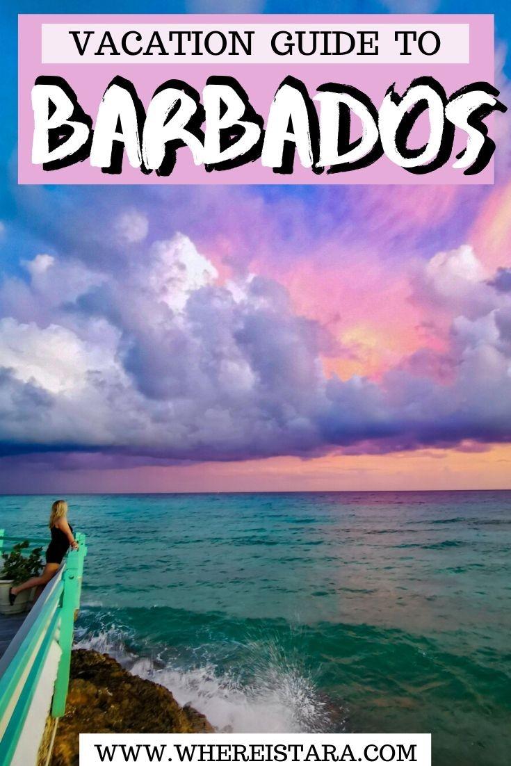 barbados holiday guide