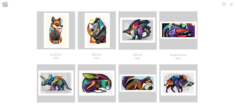 Dan Leo art website irish artists and irish muralists