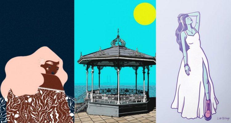 Irish artists gift guide blog banner